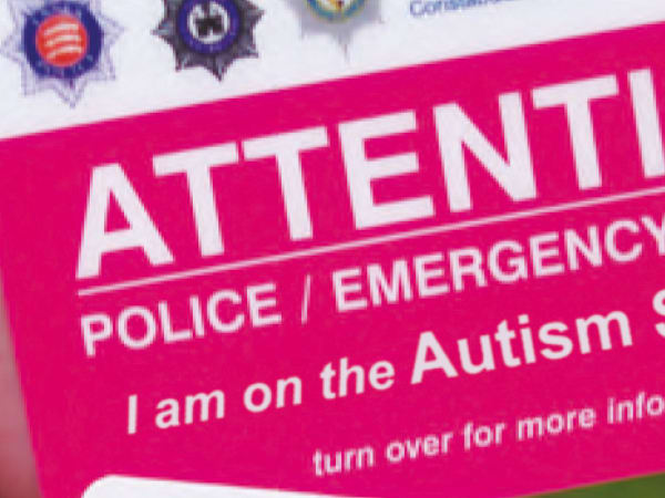 Apply for an Autism Alert Card