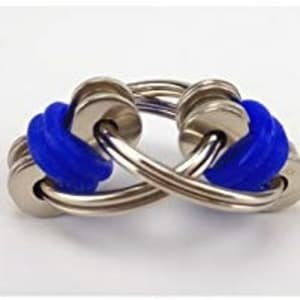 Fidget Chain Rings BLUE