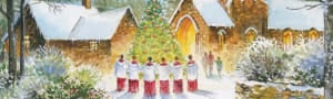 Christmas Cards 'The Village Choir'
